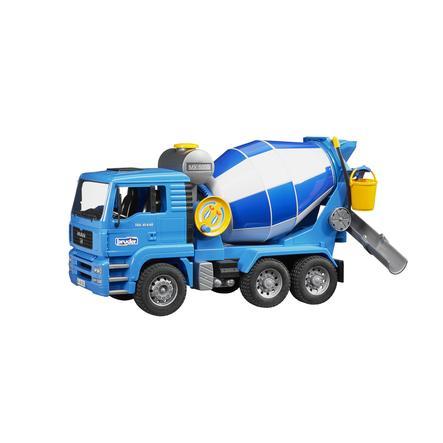 bruder® MAN TGA Camión hormigonera 02744