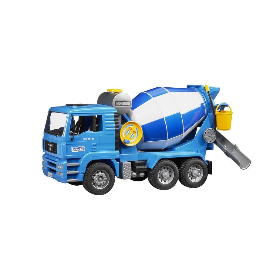 BRUDER® MAN TGA Cementblandare 02744