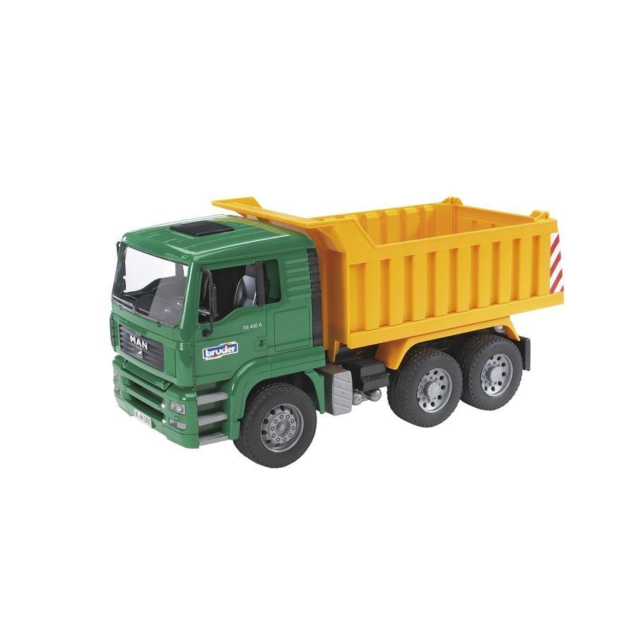 bruder® MAN TGA Lastebil med tippbart lasteplan 02765