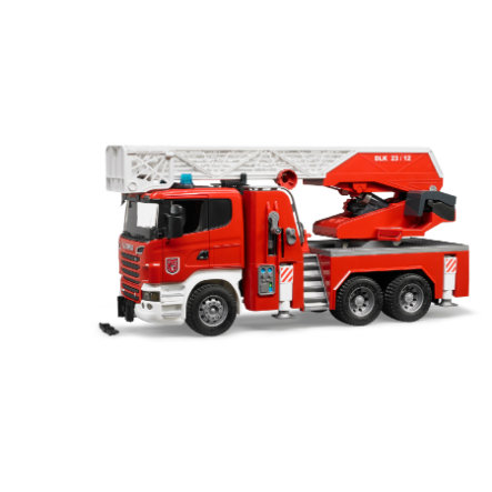 bruder® Scania R-Serie Camión de bomberos 03590