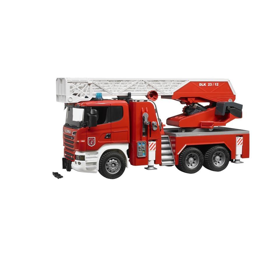 BRUDER® Scania R-Serie brandbil 03590