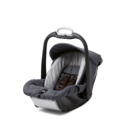 mutsy EVO Safe2Go Industrial Lava Grey