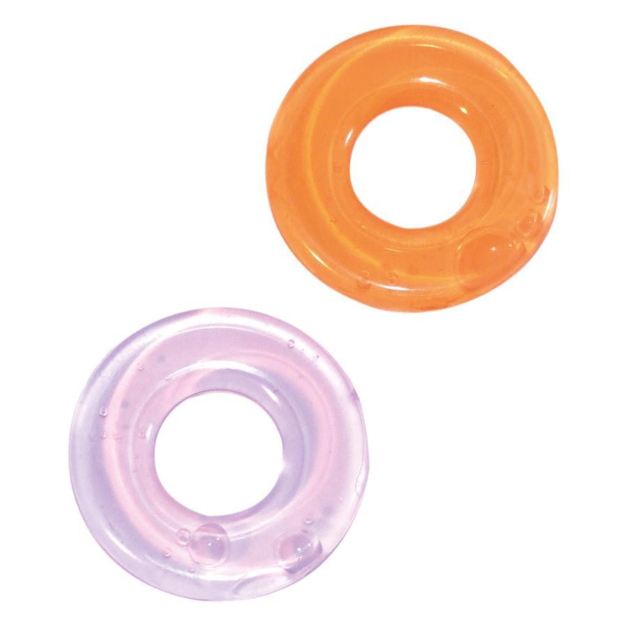 bieco Lot anneau de dentition réfrigérant, 2 pièces