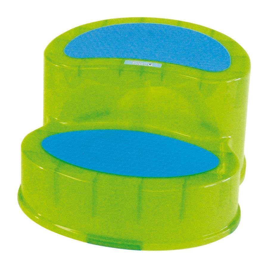 bieco Sitz / Tritt grün