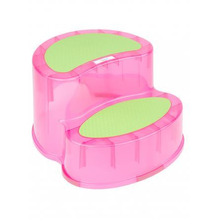 bieco Fotpall / sittpall rosa