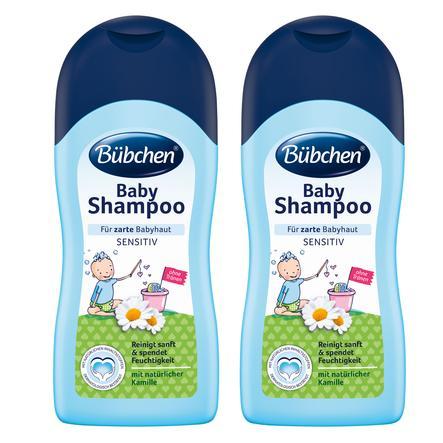 Bübchen Baby Shampoo 2 x 200 ml