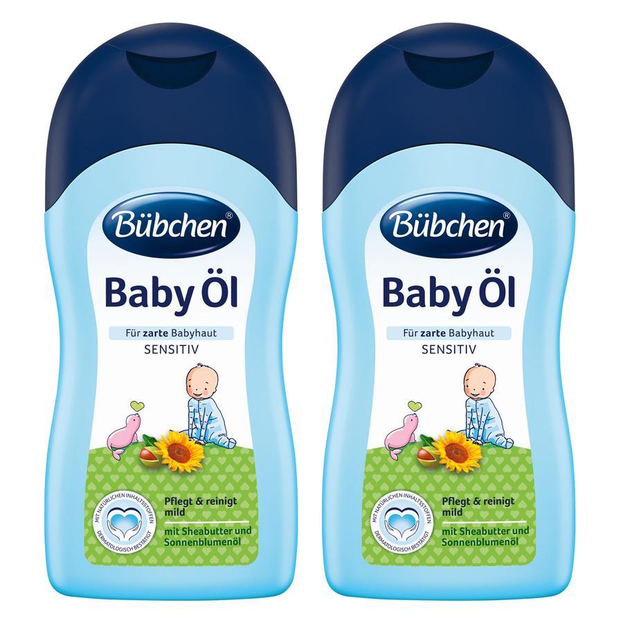 Bübchen Baby Öl 2 x 400 ml