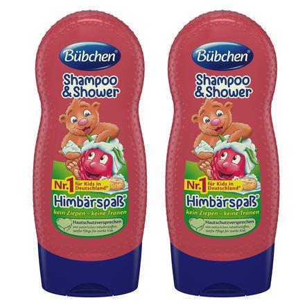 Bübchen Shampoo & Shower Himbärspaß 2 x 230 ml