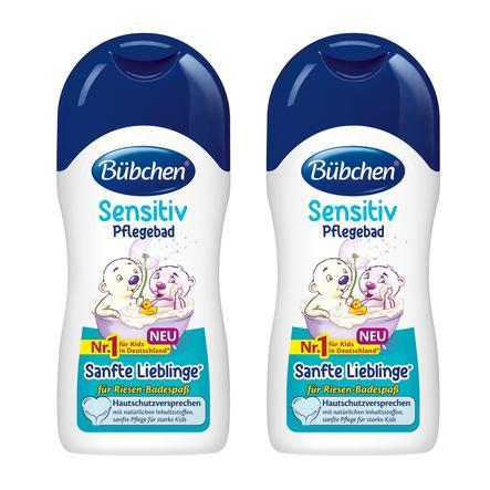 Bübchen Kids Sensitiv Pflegebad Sanfte Lieblinge 2 x 200 ml