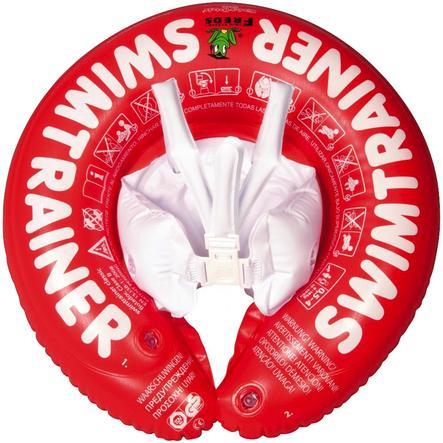 FREDS Kruh na plavání, klasický, červený