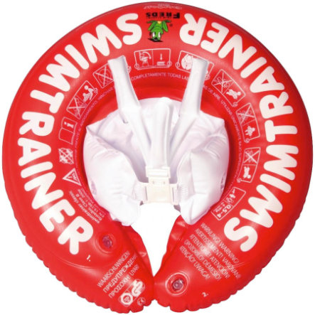 FREDS SWIMTRAINER CLASSIC rot