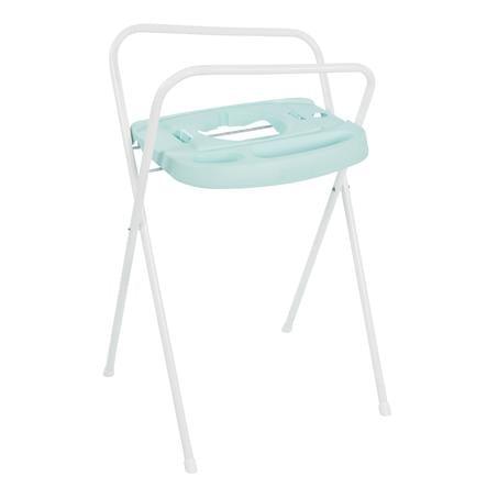 bébé-jou® Support de baignoire bébé Click Lou-Lou menthe 103 cm
