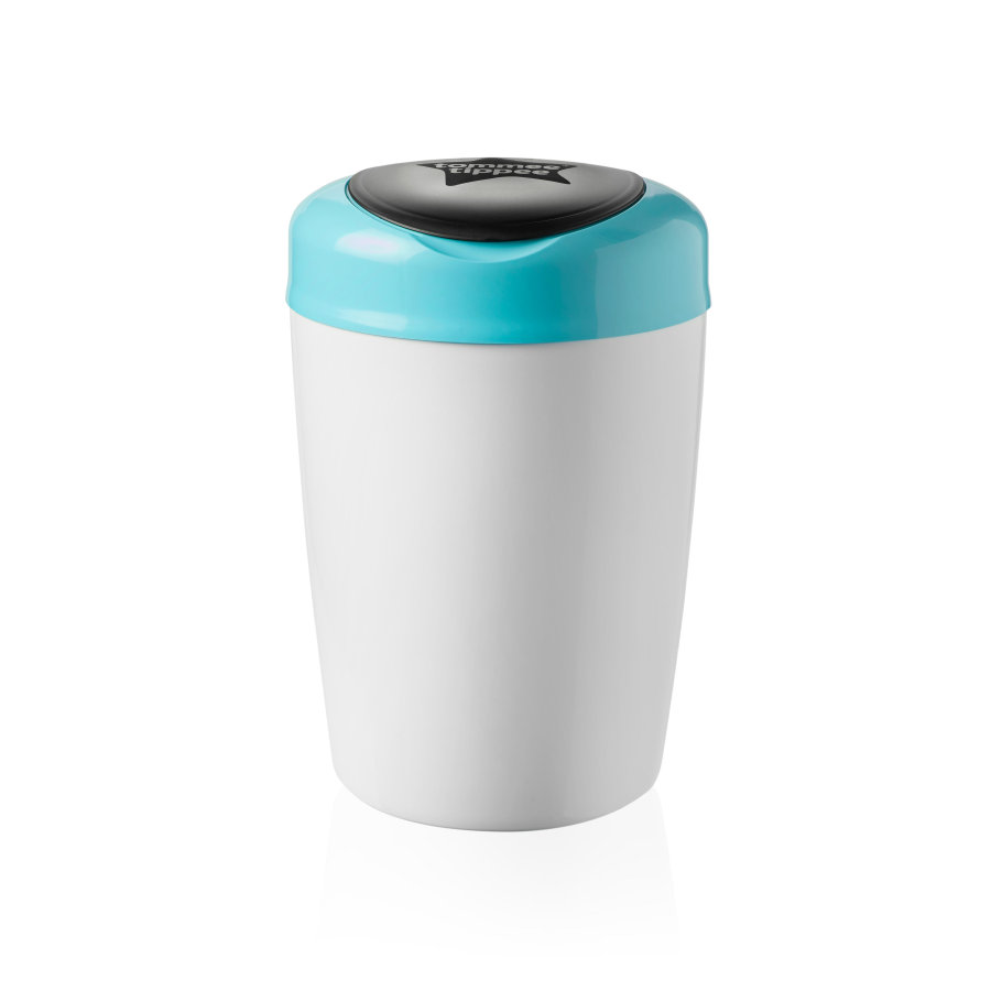 Tommee Tippee Poubelle à couches Sangenic Simplee blanc/bleu