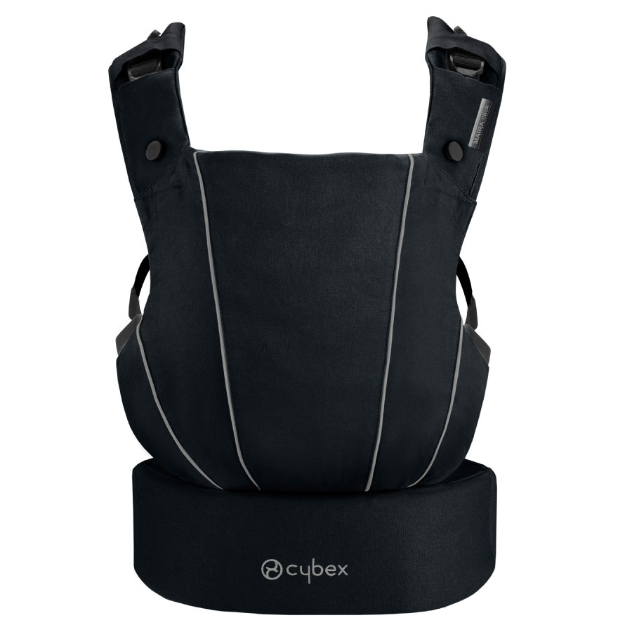 cybex GOLD Baby Carrier Maira Click Lavastone Black-black