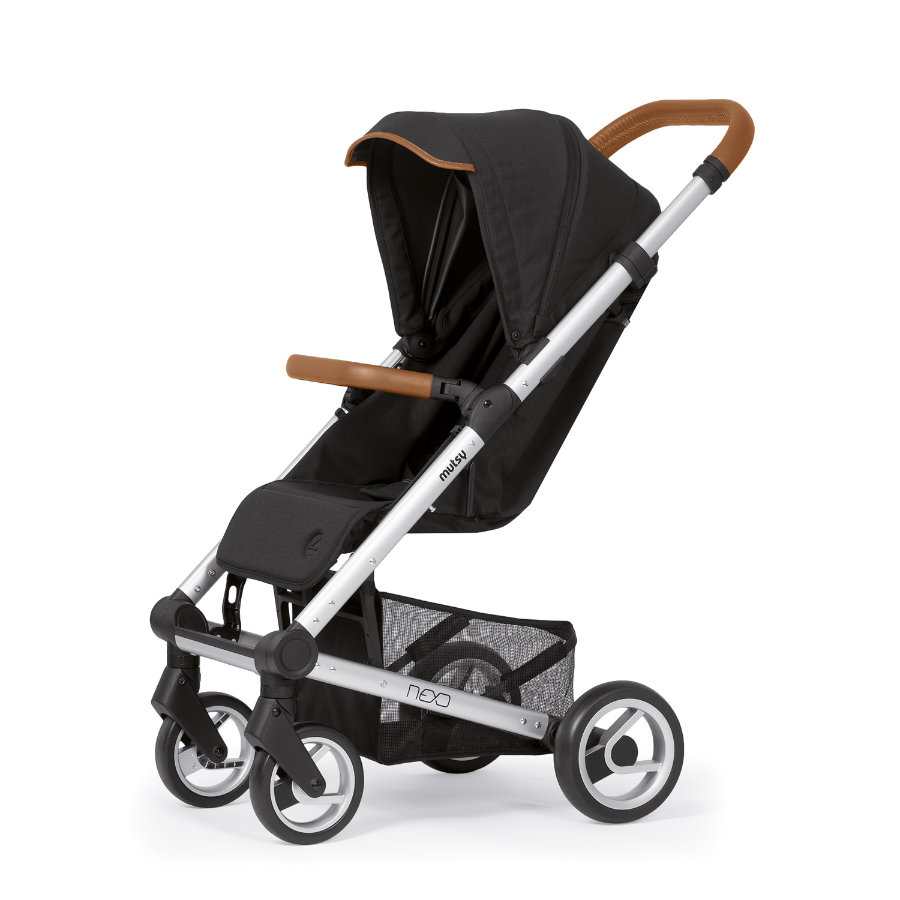 mutsy Kinderwagen Nexo Carbon Melange