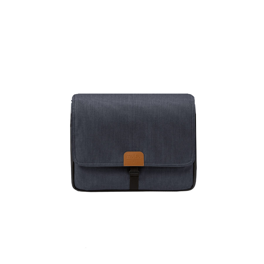 mutsy Wickeltasche Nio North Blue Shade