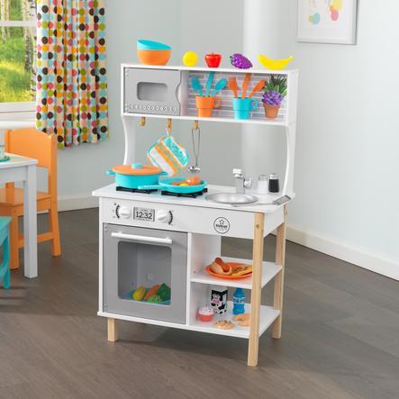 Kidkraft cuisine enfant all time play accessoires bois for Accessoires cuisine originaux