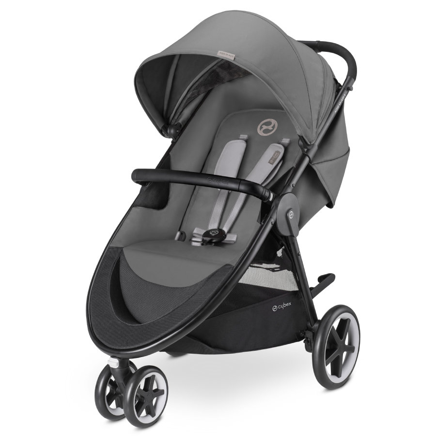 cybex Agis M-Air 3 2017 Manhatten Grey