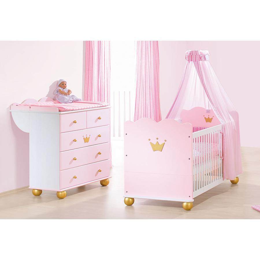 PINOLINO 2 Delige Kinderkamer Prinses Karolin