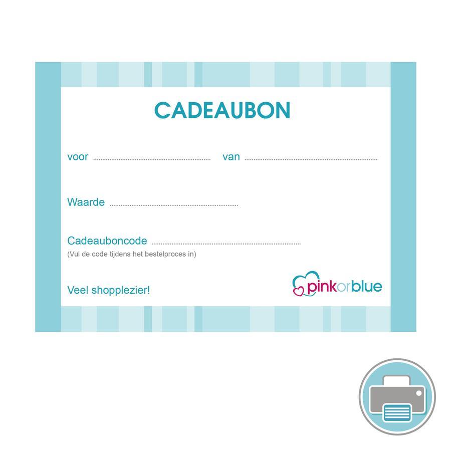 CADEAUBON BLAUW