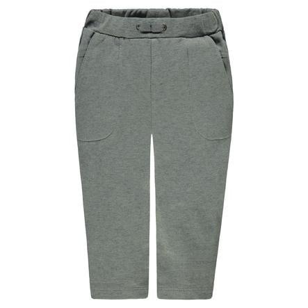 Steiff Boys joggingbroek, grijs gevlekt, grijs gevlekt