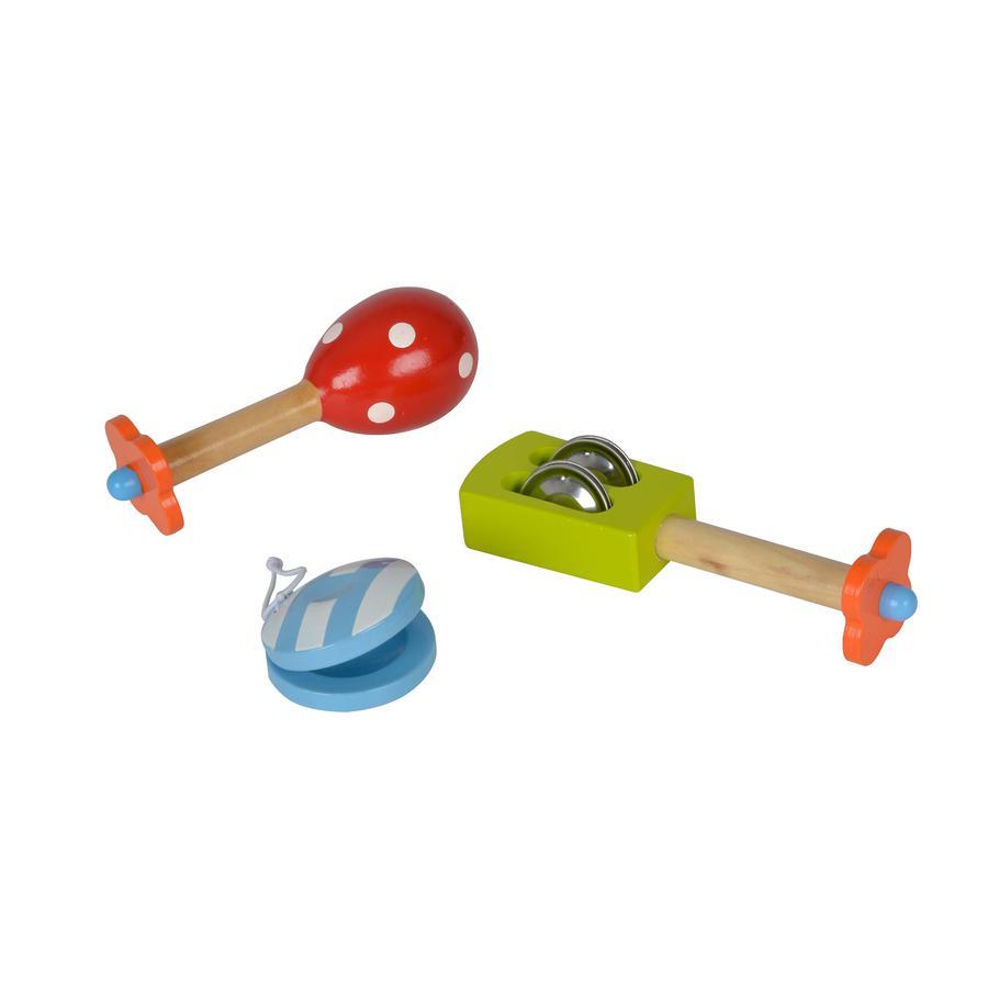 Eichhorn Kit musical enfant, bois