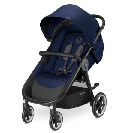 cybex GOLD Kinderwagen Agis M-Air 4 Denim Blue-blue