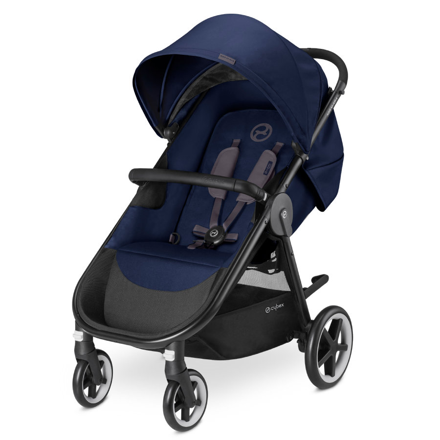 cybex GOLD Pushchair Agis M-Air 4 Denim Blue-blue