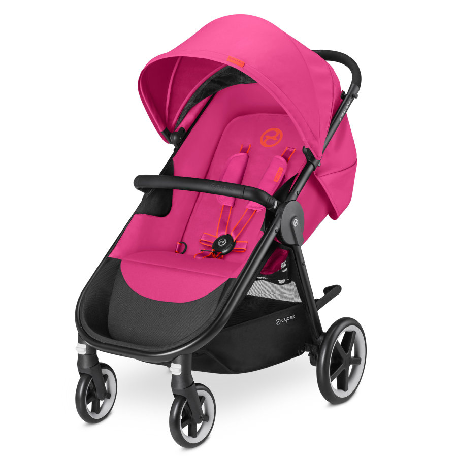 cybex GOLD Barnevogn Agis M-Air 4 Passion Pink-purple