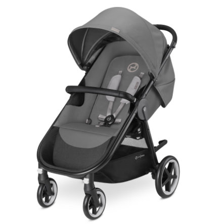 cybex Agis M-Air 4 2018 Manhattan Grey