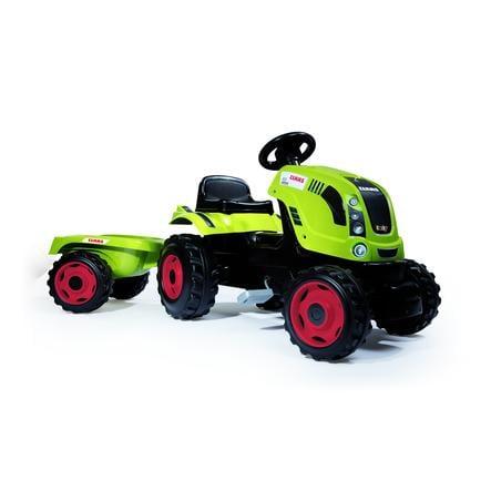Smoby Traktor Farmer XL Claas Arion 400 mit Anhänger