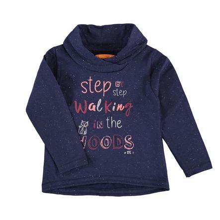 STACCATO Girl s Sweatshirt bleu foncé-neppy