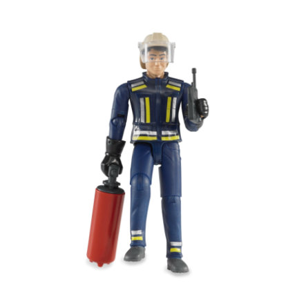 BRUDER® Accessori: Vigile del fuoco con accessori