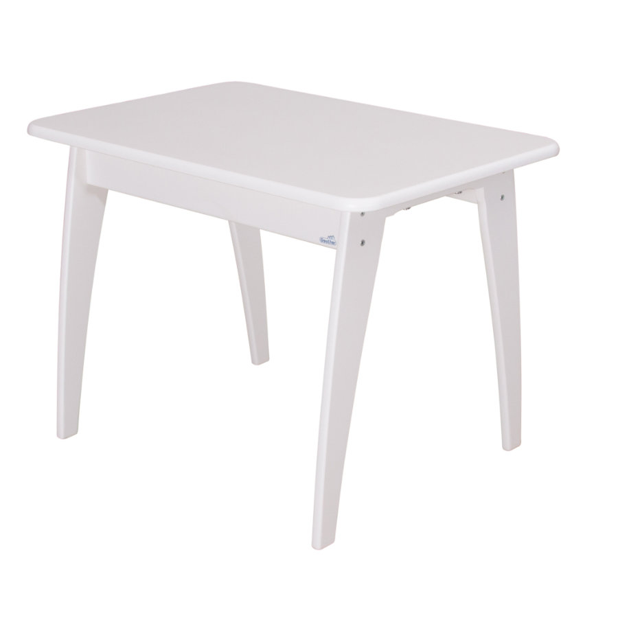 GEUTHER Table enfant Bambino 2620, blanc