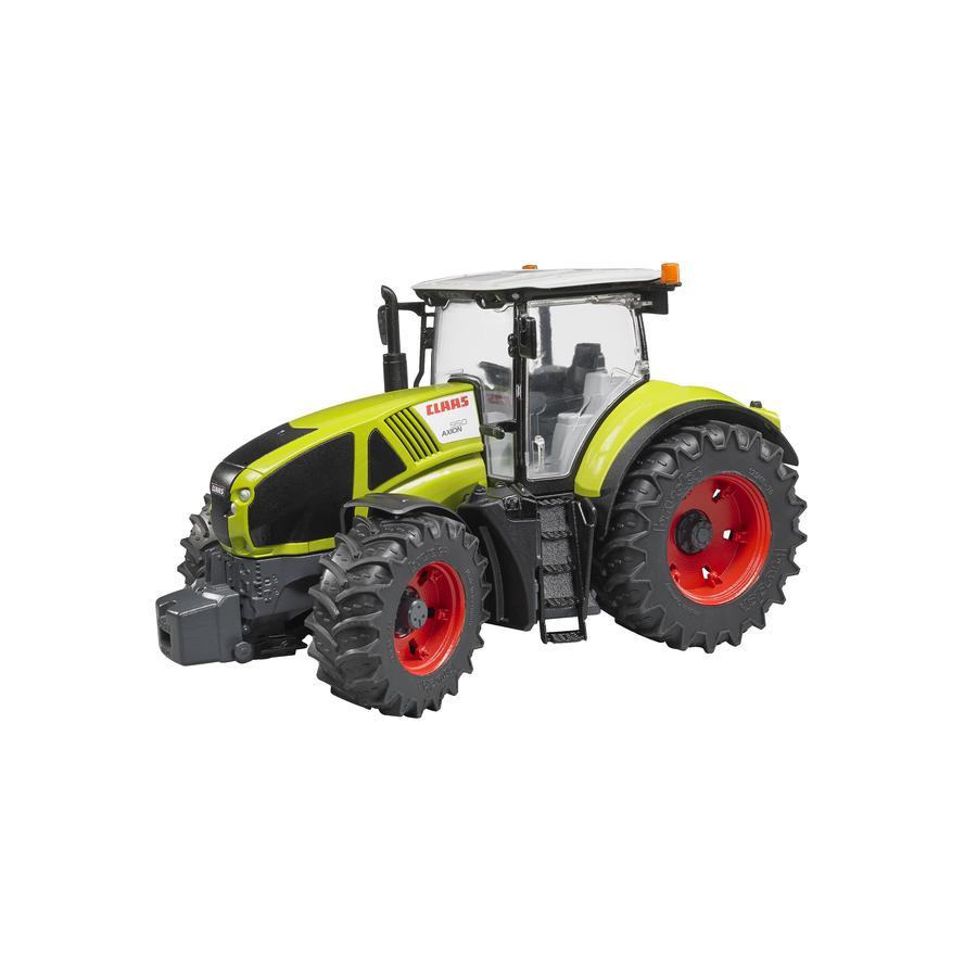 BRUDER® Tracteur Claas Axion 950, vert 03012