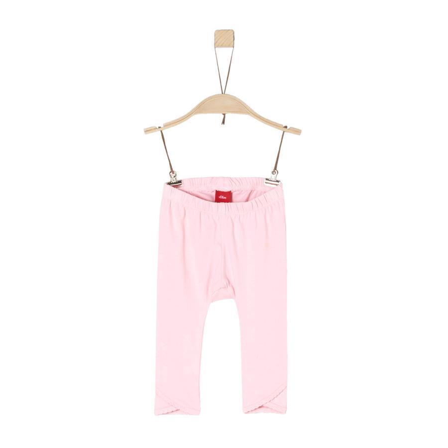 s.Oliver Girls Leggings light pink