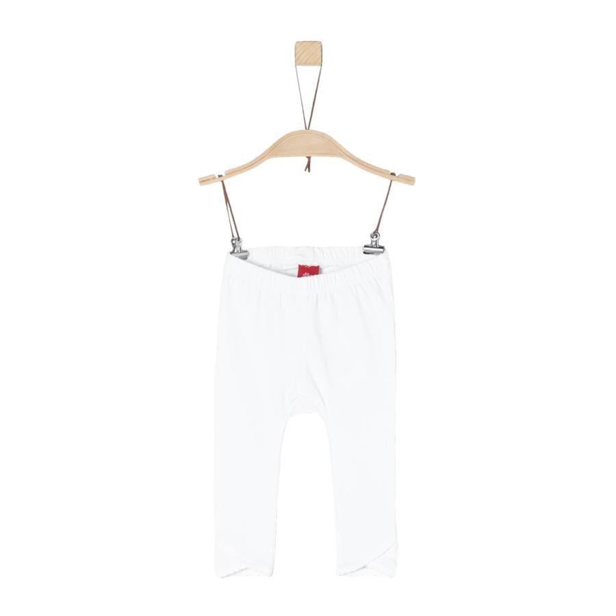 s.Oliver Girls Leggings white