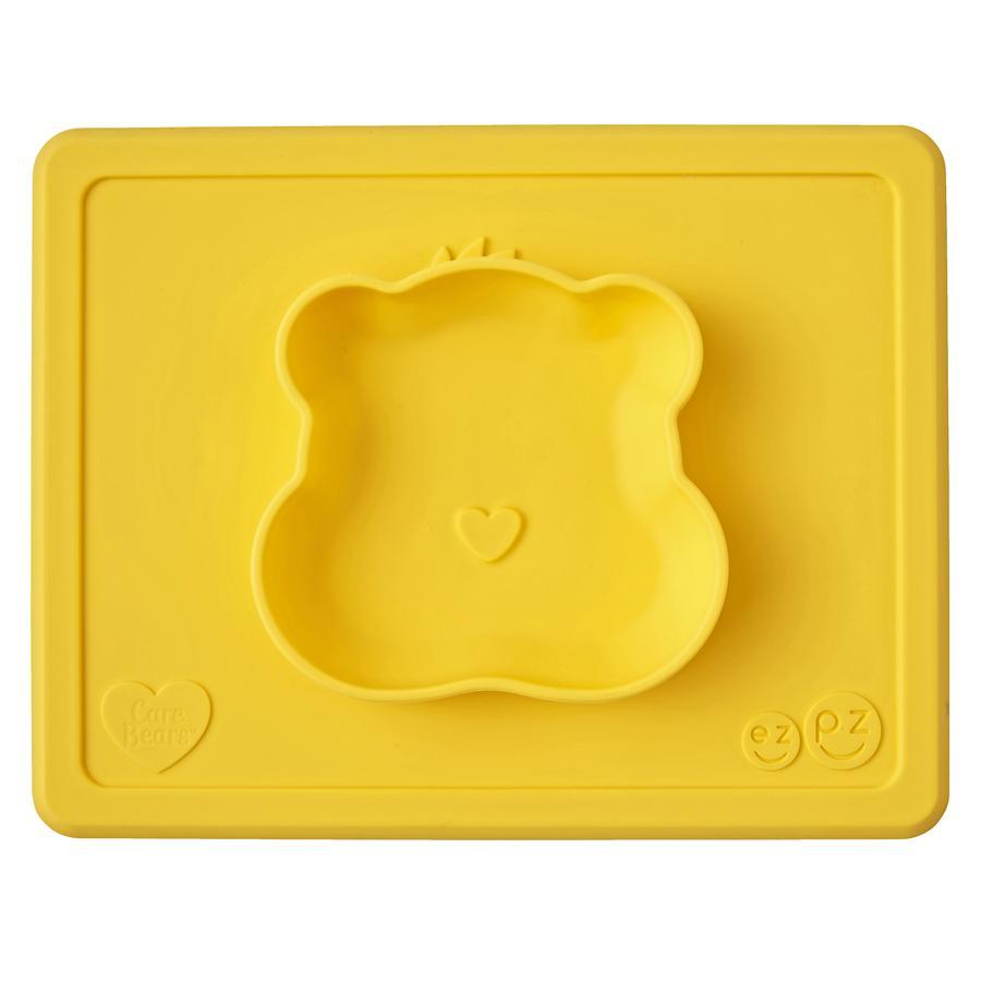ezpz™ Essmatte Care Bear Bowl gelb rutschfest