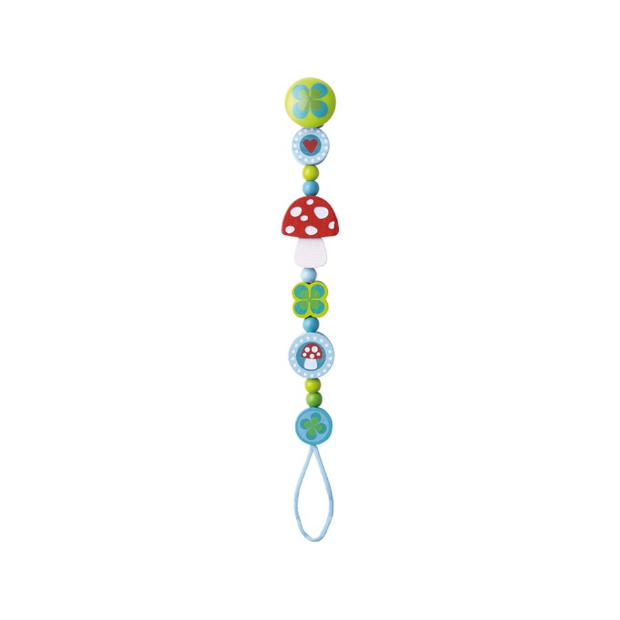 HABA Soother chains Lucky Charm