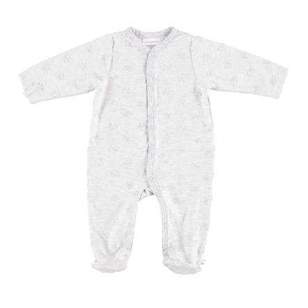 noukie Girl 's pyjama's 1-delige blauwe sterren