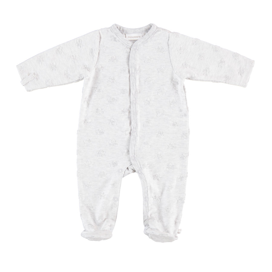 nGirl oukie´s s pyjama 1 pièce étoiles bleues