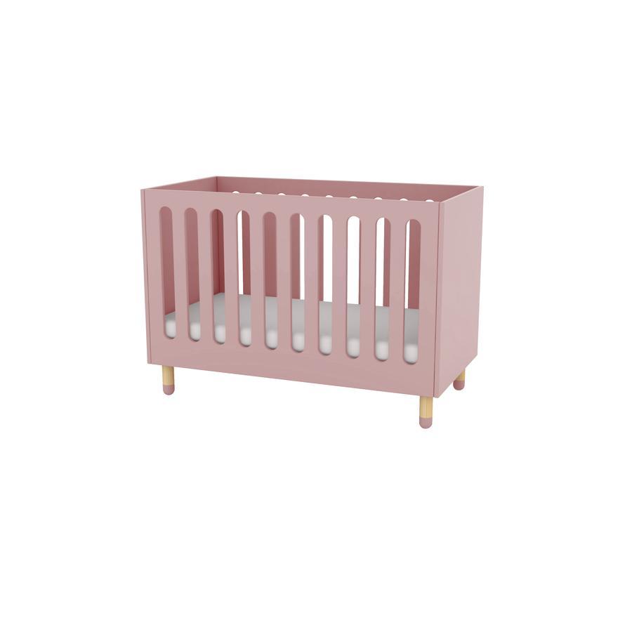 Babybett Inkl Matratze : flexa babybett play rosa inkl matratze ~ Bigdaddyawards.com Haus und Dekorationen