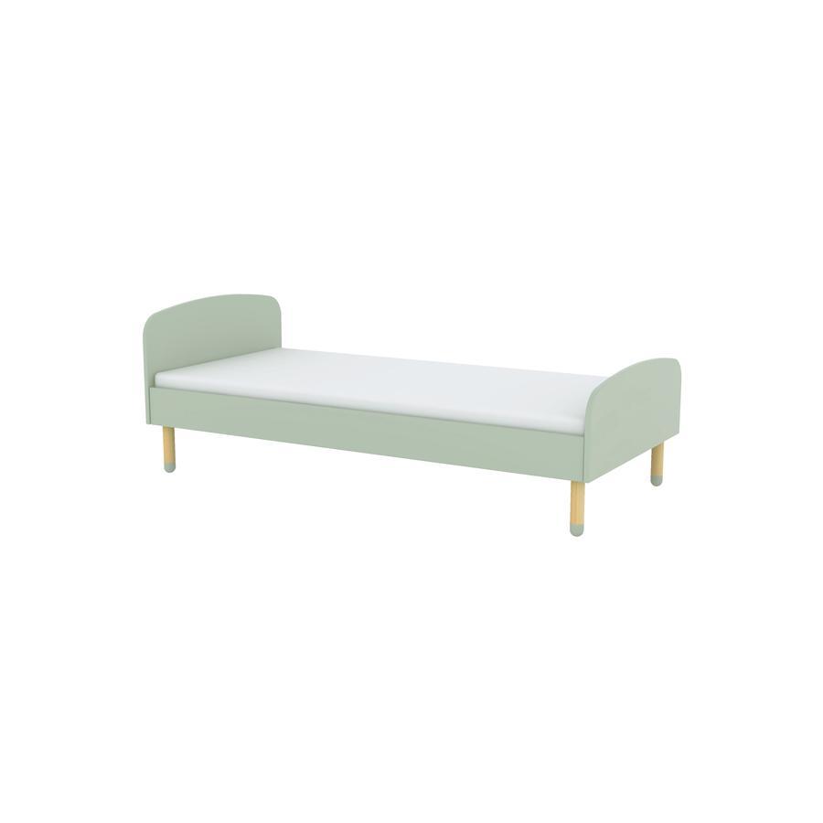 FLEXA Einzelbett Play mintgrün 90 x 200 cm inkl. Matratze