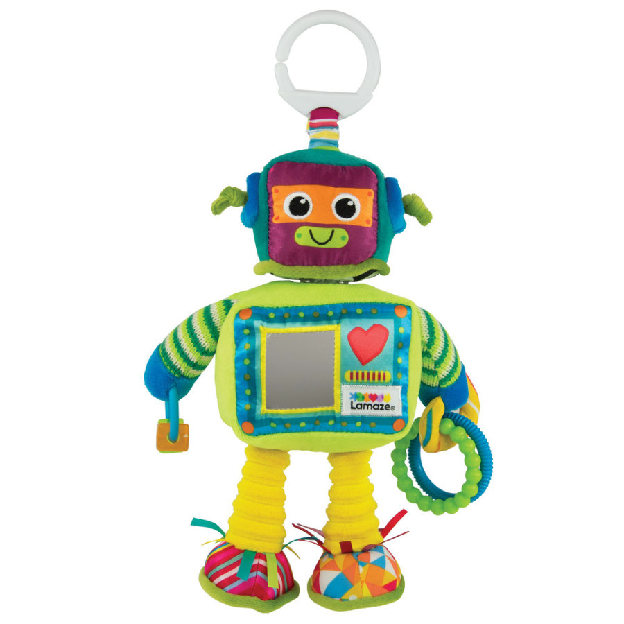 TOMY Lamaze Play & Grow Rusty the Robot