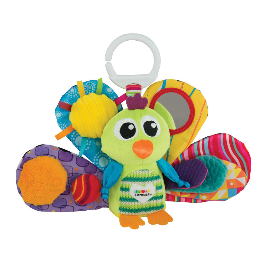 TOMY Lamaze - Play & Grow Jacques le paon