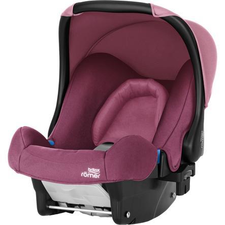 Britax Römer Car Seat Baby-Safe Wine Rose