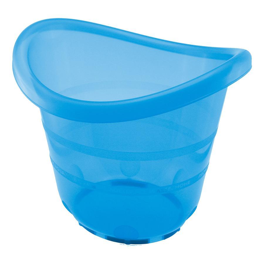 bieco Badeeimer blau