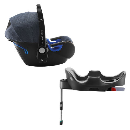 Britax Römer Autostoel Baby-Safe i-Size Blue Marble incl. Flex Base