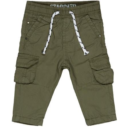 STACCATO Boys Spodnie oliwne