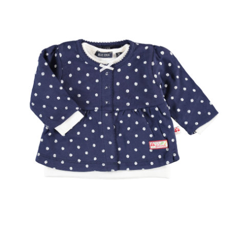 BLUE SEVEN Girls 3er Set dunkelblau